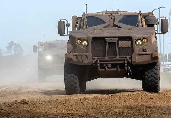 Crna Gora nabavlja najmodernija američka laka oklopna vozila