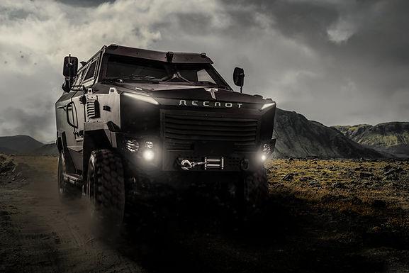 Naoružanje iz Afrike za vozilo Despot