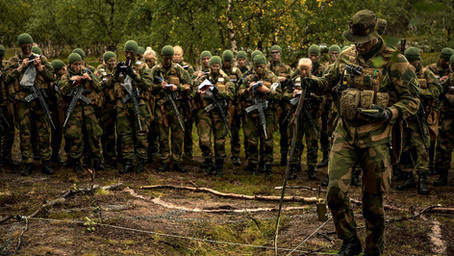 Norveški hibridni model: služenje vojnog roka kao privilegija najboljih oba pola