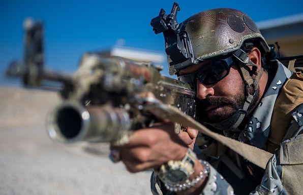 Oružje sa Balkana u Avganistanu
