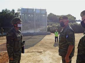 Grčka podiže gigantsku ogradu i vojne osmatračnice u Evrosu