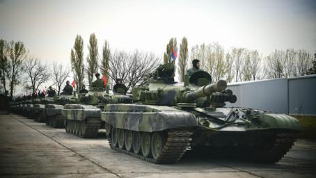 U modernizaciju Vojske Srbije od kraja 2016 do danas uloženo oko 830 miliona evra