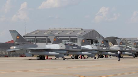 Rumuniji stigla još dva F-16, baza u Klužu postaje balkanski Ramštajn