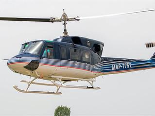 Novi život helikoptera policije Severne Makedonije