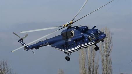 Posle udesa makedonskoj policiji ostaje jedan Mi-17