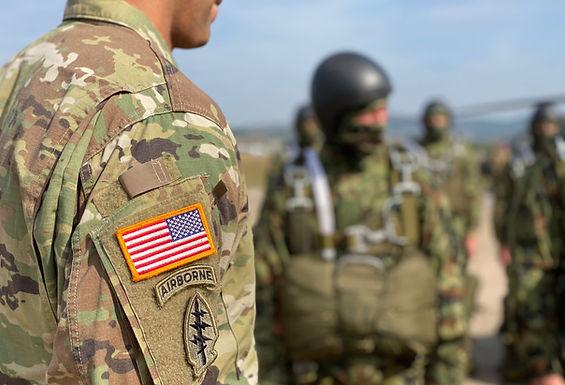 Američki padobranci u Srbiji: jedinica za brzo reagovanje