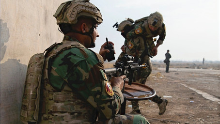 Irak zainteresovan za obuku podoficira po srpskom modelu