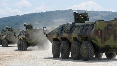Srbija najavljuje proizvodnju borbenih točkaša jer ih ima 10 puta manje od Hrvatske