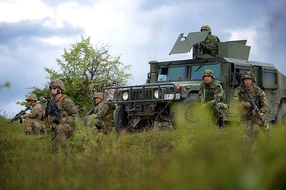 Podrška SAD za razvoj baze Jug i angažovanje srpskih specijalaca u Africi