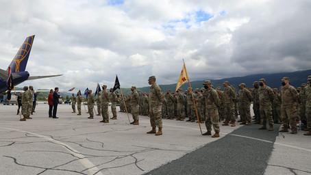 """Nosilac """"Branioca Evrope 21"""" na Balkanu: 53. pešadijska brigada SAD"""