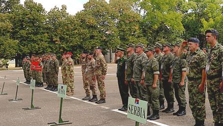 Vojska Srbije spojila Rusiju i NATO?