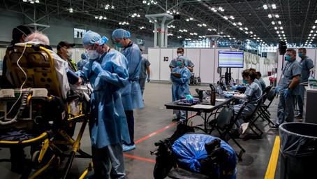 Pentagon šalje u Njujork jedinicu za posmrtne poslove i 1,000 lekara