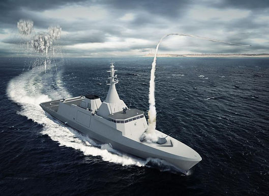 Rumunija kupuje francuske stelt ratne brodove za 1,4 milijarde dolara