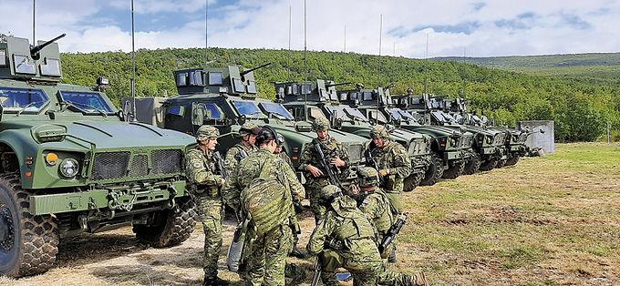Hrvatska vojska namerava da utrostruči prisustvo u KFOR-u