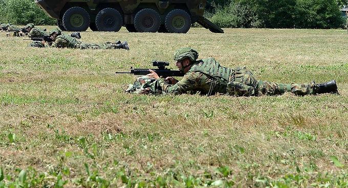 Vojska Srbije uvela peti pešadijski kalibar, SAD i Rusija koriste dva