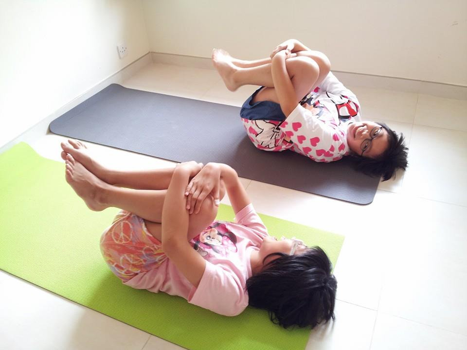 兒童瑜伽班