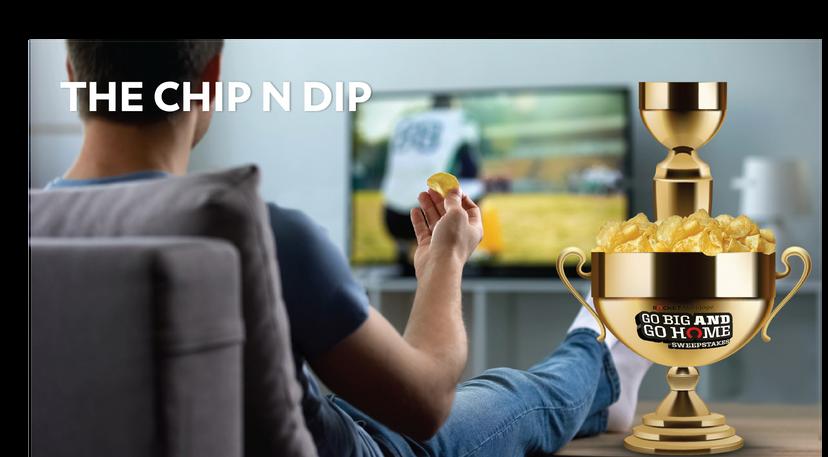The Chip N Dip Trophy