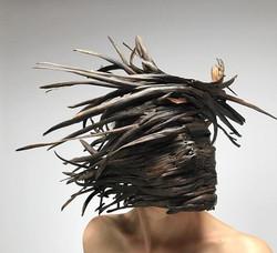 masque ecorce
