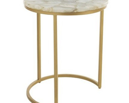 COUP DE COEUR - table d'appoint PIETRA de Miliboo