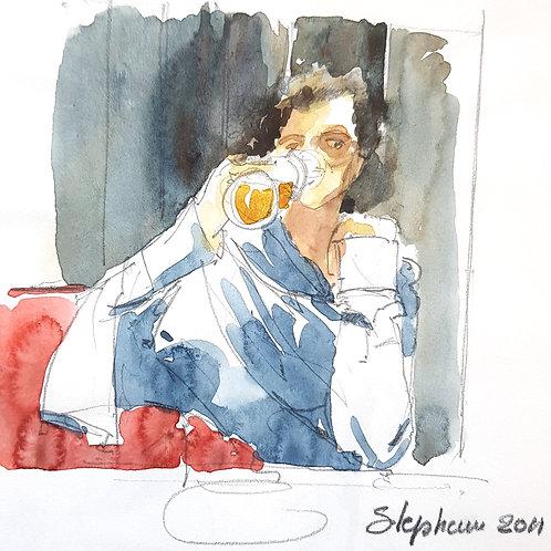 AQUARELLE - STEPHANE 2011