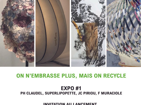ON N'EMBRASSE PLUS, ON RECYCLE