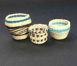 Native American basketry
