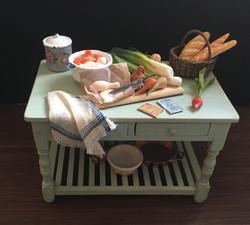 WWII stew scene