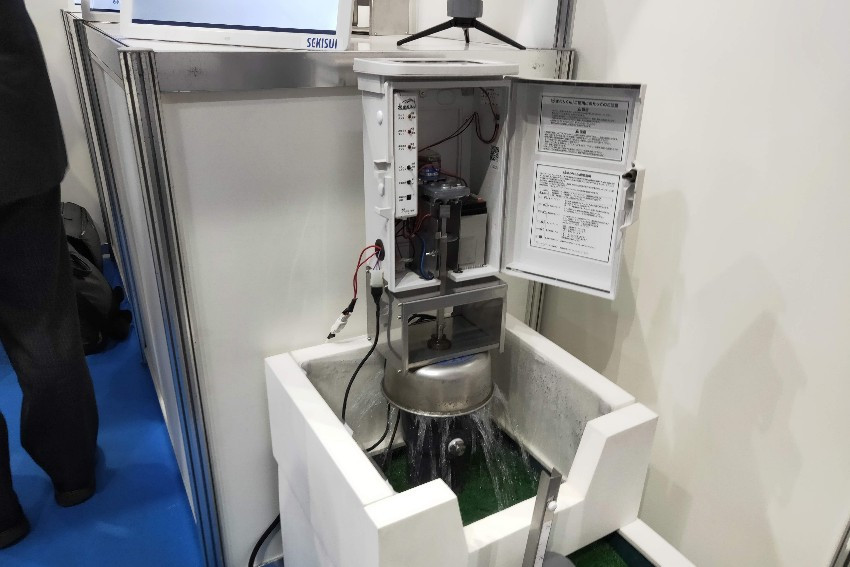 水田水管理省力化システム(水まわりくん+エアダスバブル)