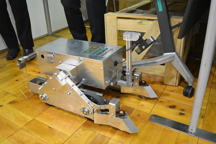 栽培管理用AIロボット