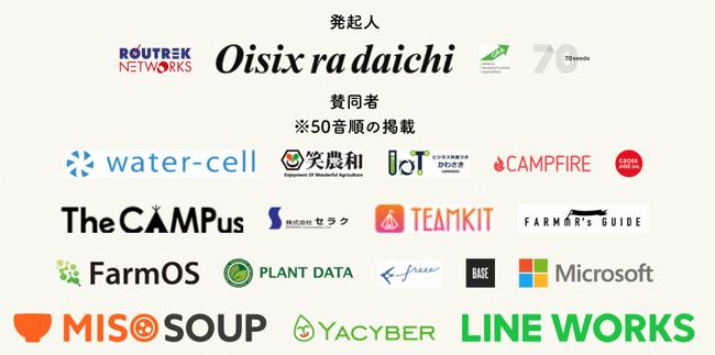 【実⾏委員会参加企業・団体】