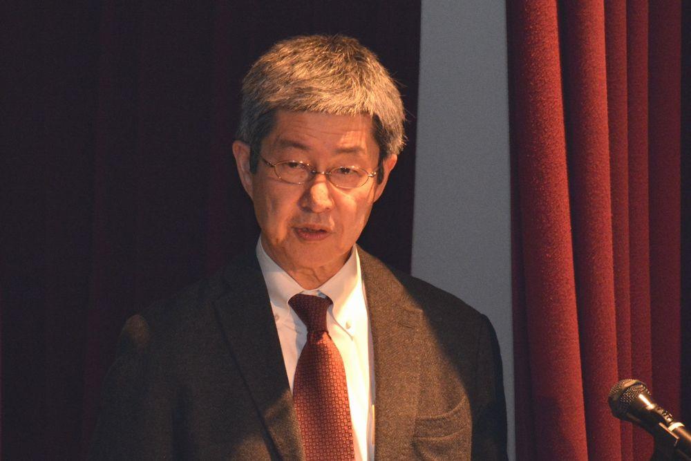 松本健平 氏