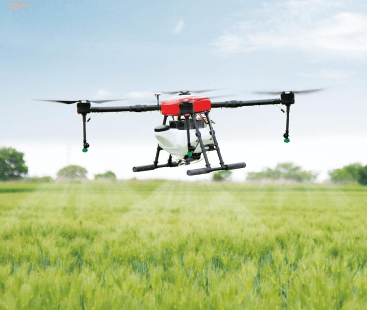 農薬散布ドローン「FLIGHTS-AG」