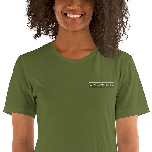 Amazonian Nights Short-Sleeve Unisex T-Shirt
