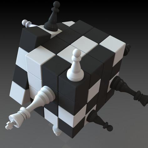 cubik's chess