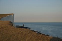 Beachy Head and Light House