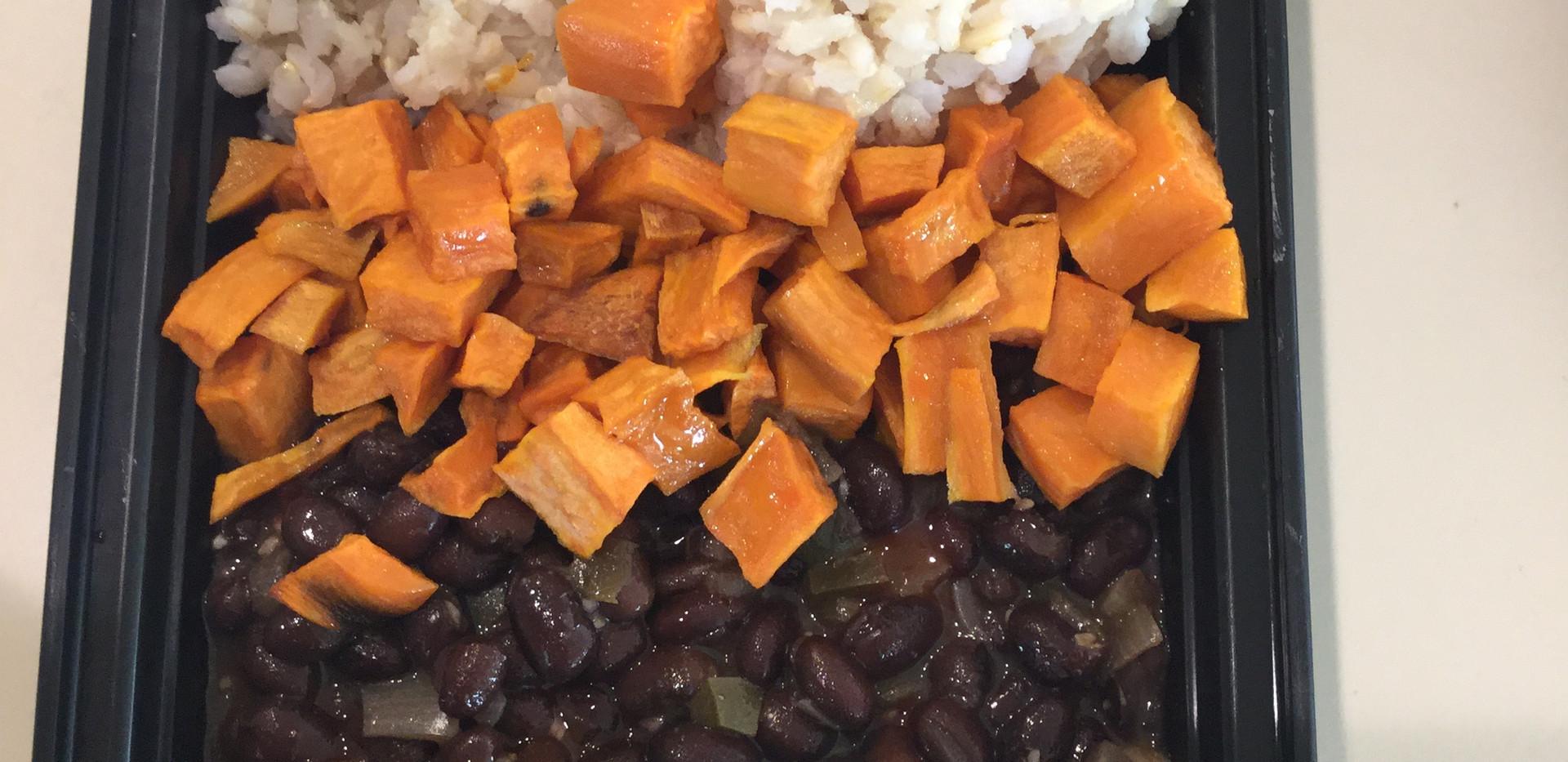 Jamacian Black Beans and Rice