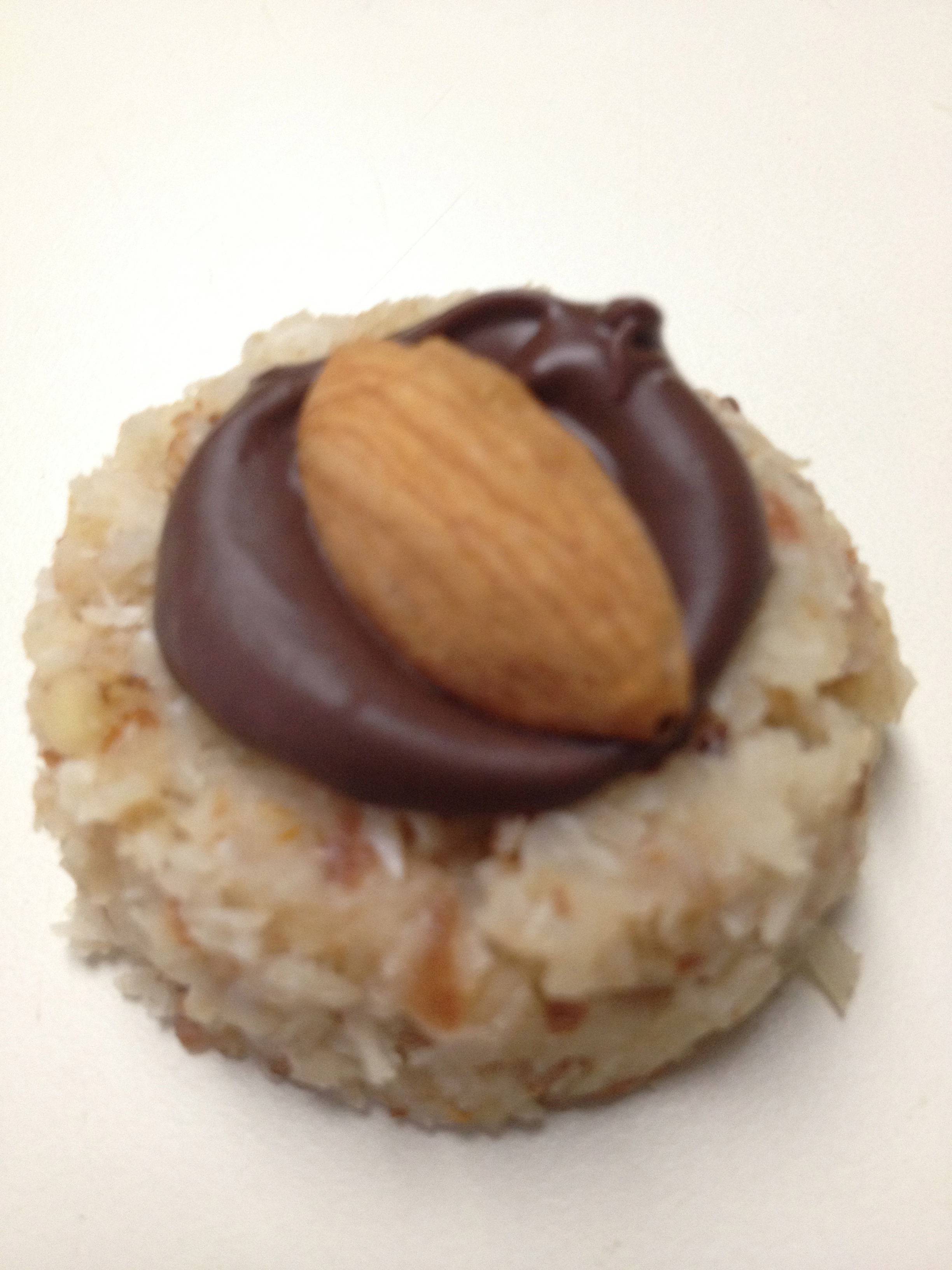Almond Coconut Comfort