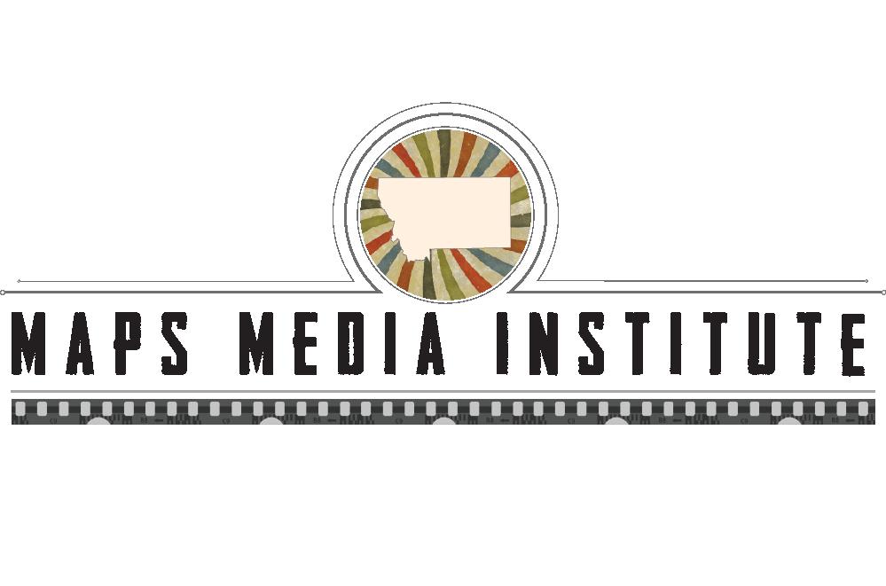 MAPS Media Institute logo