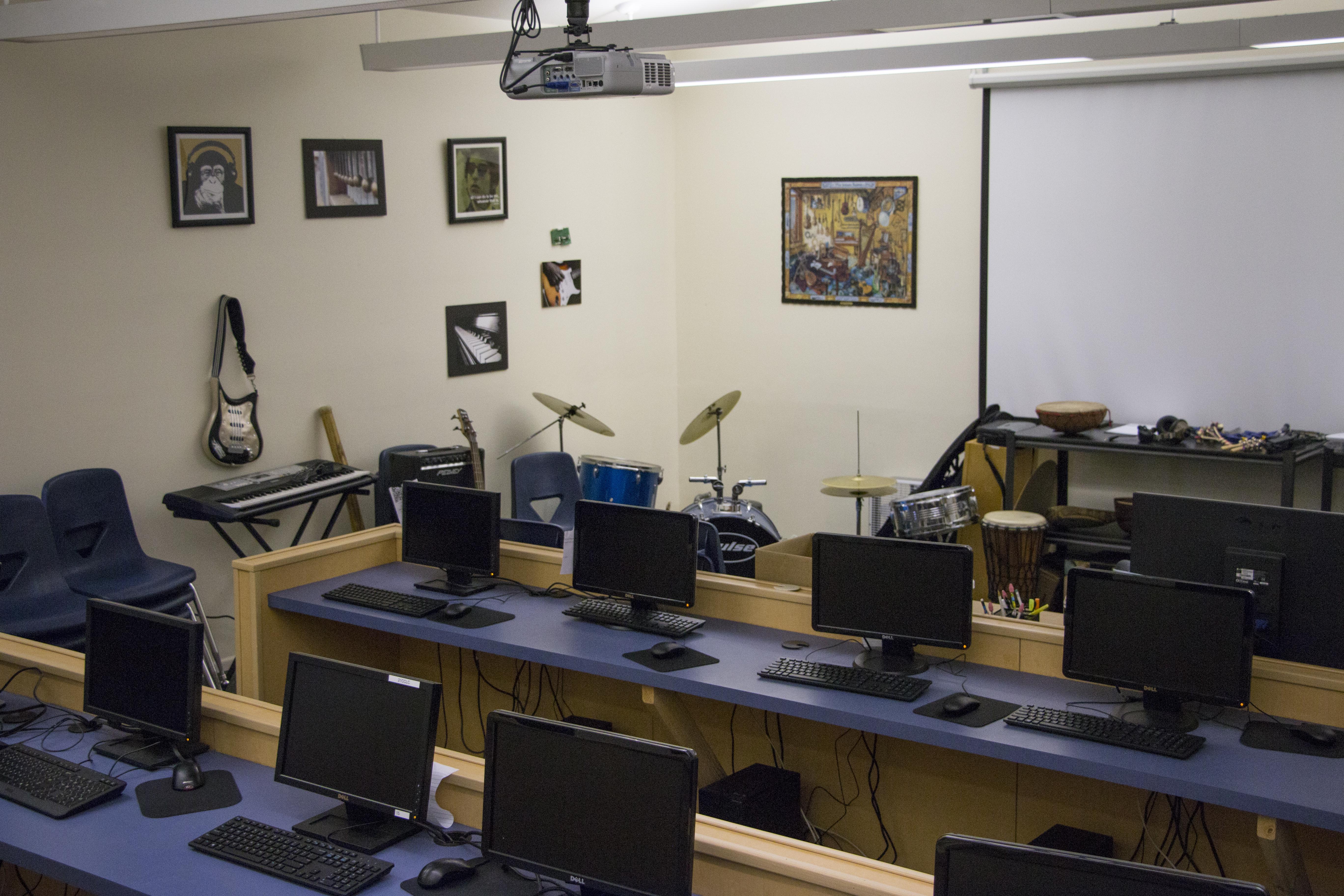 PC / Music Lab
