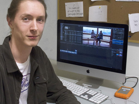 MAPS students pick up awards at film competition