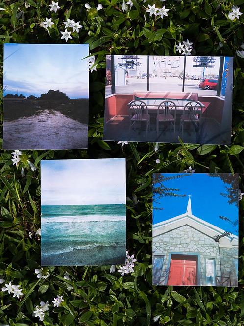 Places Have Been (Postcards)