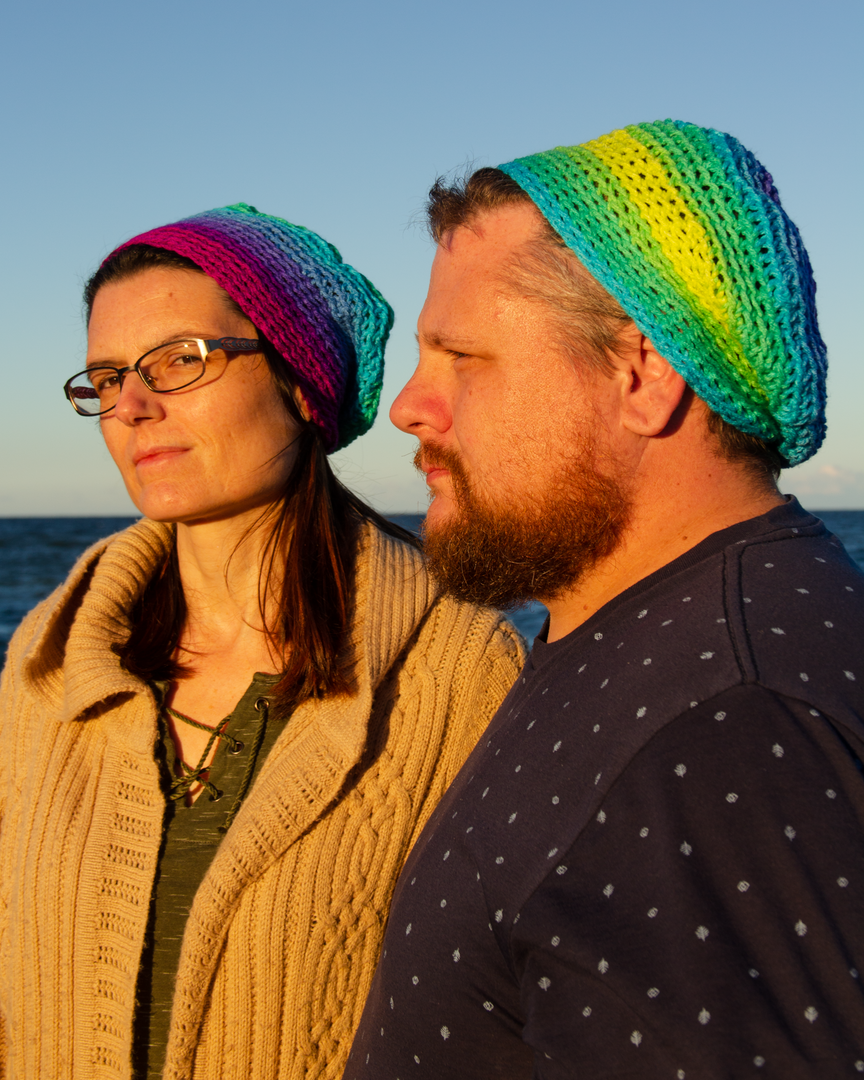 Beanies by Yarn and Stones
