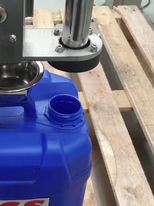 Snake Arm Filler - Drip Tray