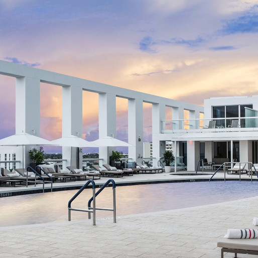 A Nautical-Inspired Oasis: Conrad Fort Lauderdale Beach