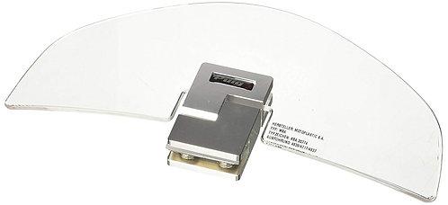 Puig 4639W Clear Adjustable Deflector