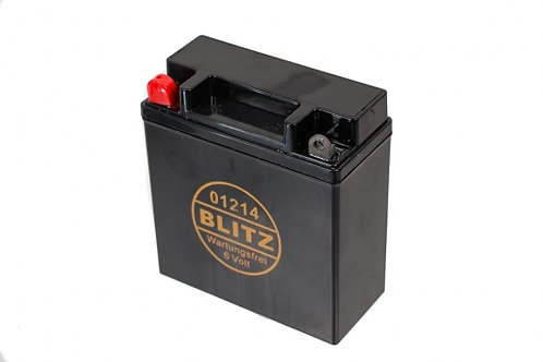 Blitz 6V Gel Battery 01214