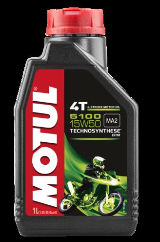 Motul 5100 Ester 4T Technosynthese Oil