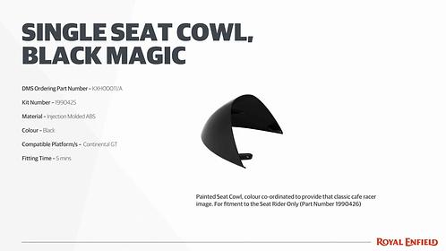 Royal Enfield Single Seat Cowl
