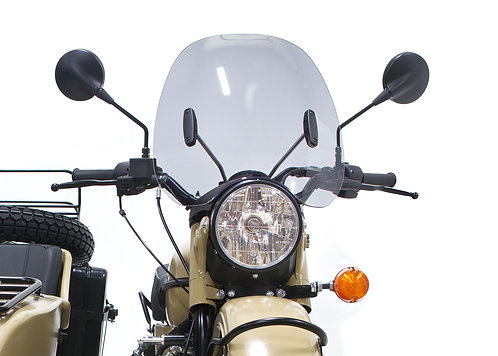 Ural Windscreen