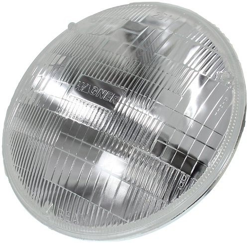 "Original 7"" Halogen Sealed Beam Headlamp"